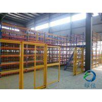 仓储隔离网安装连接件 安装方便便于拆卸