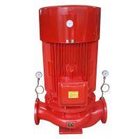 干式消防泵组产品型号XBD6.5/20G-L,30KW消防管道增压稳压给水设备