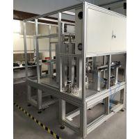 烟台生产线铝型材,铝型材工作台加工|生产线工作间制作厂家 聚格铝业公司
