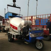 2-6方小型搅拌车厂家 水泥罐车价格 小型混凝土搅拌车