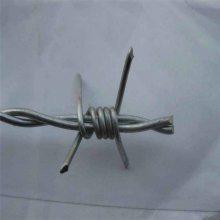 铁刺线护栏网 穿刺线多少钱 刺绳价格