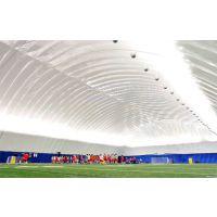 足球气膜场馆,室内足球场要投资多少钱,找中德