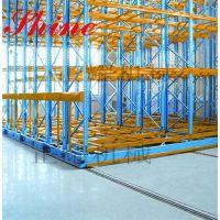 供应,东南亚货架手动7144型高位电动式移动货架系统正耀机械