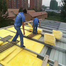 精工制造屋顶玻璃棉卷毡 4公分玻璃棉板
