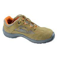代尔塔 301210 VIAGI S1P 彩虹3代无金属S1P多功能安全鞋 米橙色