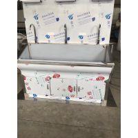 手术室专用不锈钢洗手池304医用二人水池感应式洗手台厂家直销