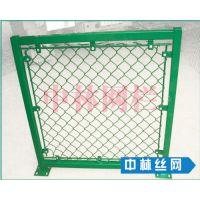 墨绿色篮球场围网 质优价廉 易安装