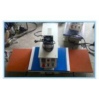 下滑式气压气动双工位压图机 下移双工位服装烫画机 裤子压钻机