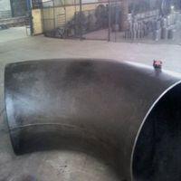 90°弯头 R=4D锅炉专用20G冲压弯头无缝弯头热煨 图纸加工弯头