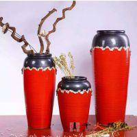 定制陶瓷花瓶 家居装饰花瓶 景德镇陶瓷大花瓶厂家