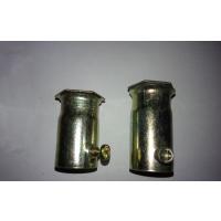 批发32厚内丝锁扣不挂线JDG 紧定式KBG扣压式 杯梳合接穿线接头