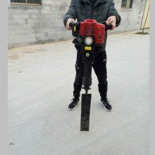 手持式断根挖树 小型便携式苗木断根机 苗圃挖树机价格