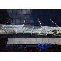 专业承接玻璃幕墙安装+更换+维修+补片+打胶加固+开窗改造+超长超大大板钢化玻璃