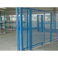 车间隔离网、厂区围栏网、仓库分隔护栏网、润昂定制生产