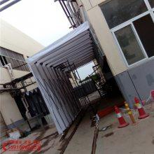 常熟临时蓬 苏州常熟活动棚 常熟推拉雨棚制作厂家