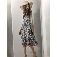 慕拉18春夏装洛阳欧美库存服装收购品牌大码女装有什么牌子走份