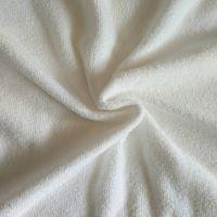 厂家批发涤棉毛巾布 浴袍厨卫用品婴儿毛巾布料 双面毛圈弹力面料
