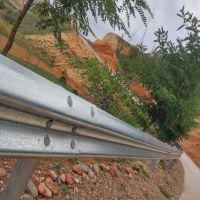 伊犁 高速公路护栏 波形护栏钱Q235 厂家直销