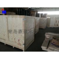 青岛纺织机械设备出口运输包装木质免熏蒸木箱