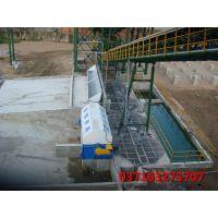 混凝土搅拌站剩余混凝土砂石分离机 环保设备