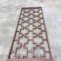铝单板厂家直销木纹转印铝单板雕花板造型氟碳喷粉