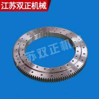 江苏双正厂家直供外齿式大模数012.30.630转盘轴承