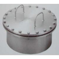 厂家批发钢制HG/T21522水平吊盖板式平焊法兰人孔S30408 突面RF型