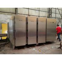 城市餐厨垃圾厂恶臭气处理祥云光催化氧化设备运行稳定质量保证