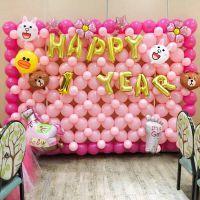 中山宝宝宴气球装饰布置,婚礼气球布置,小丑魔术表演