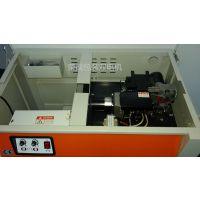 纸箱打包机台式规格90H/L供应