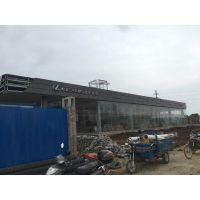 广东木纹铝单板厂家有哪些-雷克萨斯展厅幕墙木纹铝单板?
