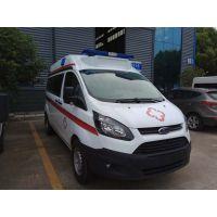 江铃全顺CLW5040XJHJ5型医疗救护车厂家