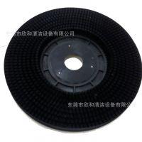德国哈高B45/51洗地机 洗地刷 圆盘刷 黑色 毛刷盘