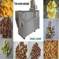 休闲小食品机器膨化休闲小食品机械