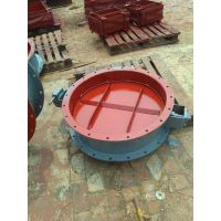 厂家生产多叶片钢制圆风门 DN300电动圆风门 方风门