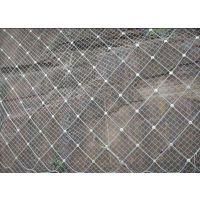 河北安平冠雄网业生产边坡防护网已达到领先水平