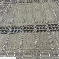 常州分公司304不锈钢烘干网链正捷公司 定制各种规格输送网链