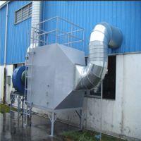 电解铝厂车间异味酸气治理设备
