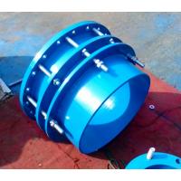 专业生产水暖管道伸缩器 DN500 25KG高压不锈钢单法兰限位伸缩接头保质保量