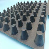 陕西厂家塑料排水板园林绿化蓄排水板凹凸型车库顶板塑料滤水板 ¤¤¤¤