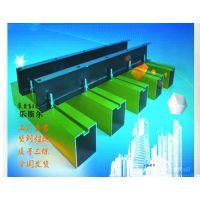 富腾建材 铝合金方管生产厂家 木纹铝方通吊顶
