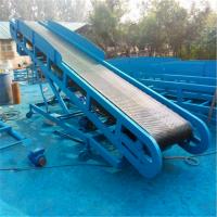 货车装卸pvc皮带输送机 兴亚装车带式输送机生产