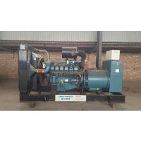 大宇450KW二手柴油发电机组 低噪音省油 进口发电机大宇
