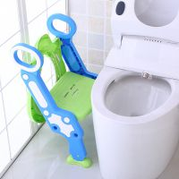 儿童马桶座便器 婴儿阶梯坐便器 宝宝坐便圈梯便携式可折叠坐便器