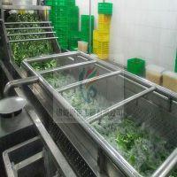 果蔬清洗机自动补水设计 ,气泡式清洗蔬菜 ,循环水设计节能@聚信