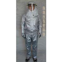 UV线UV防护服WKM-1UV涂成防护服密集防护效果