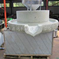 鼎达全自动豆制品机械 小型电动石磨机 早餐店专用多功能豆浆石磨机