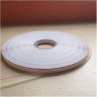 工厂批发 塑料信封袋封口胶带 Sunjia牌 5毫米 印字PE封缄胶带 PO塑料袋胶条