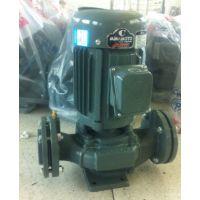 工业冷水机配套泵源立牌YLGC50-15立式循环泵