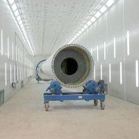 风力发动机扇叶喷涂生产线 自动化喷漆生产线设备方案解决商